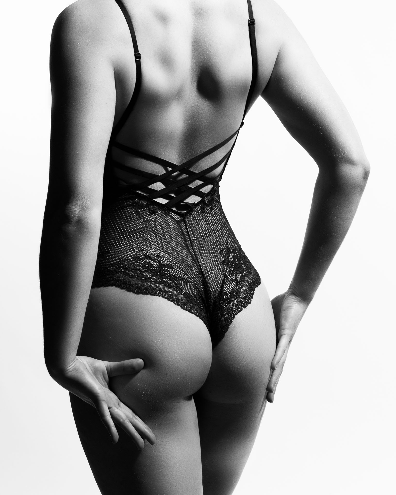 splendide photo de lingerie de type aubade