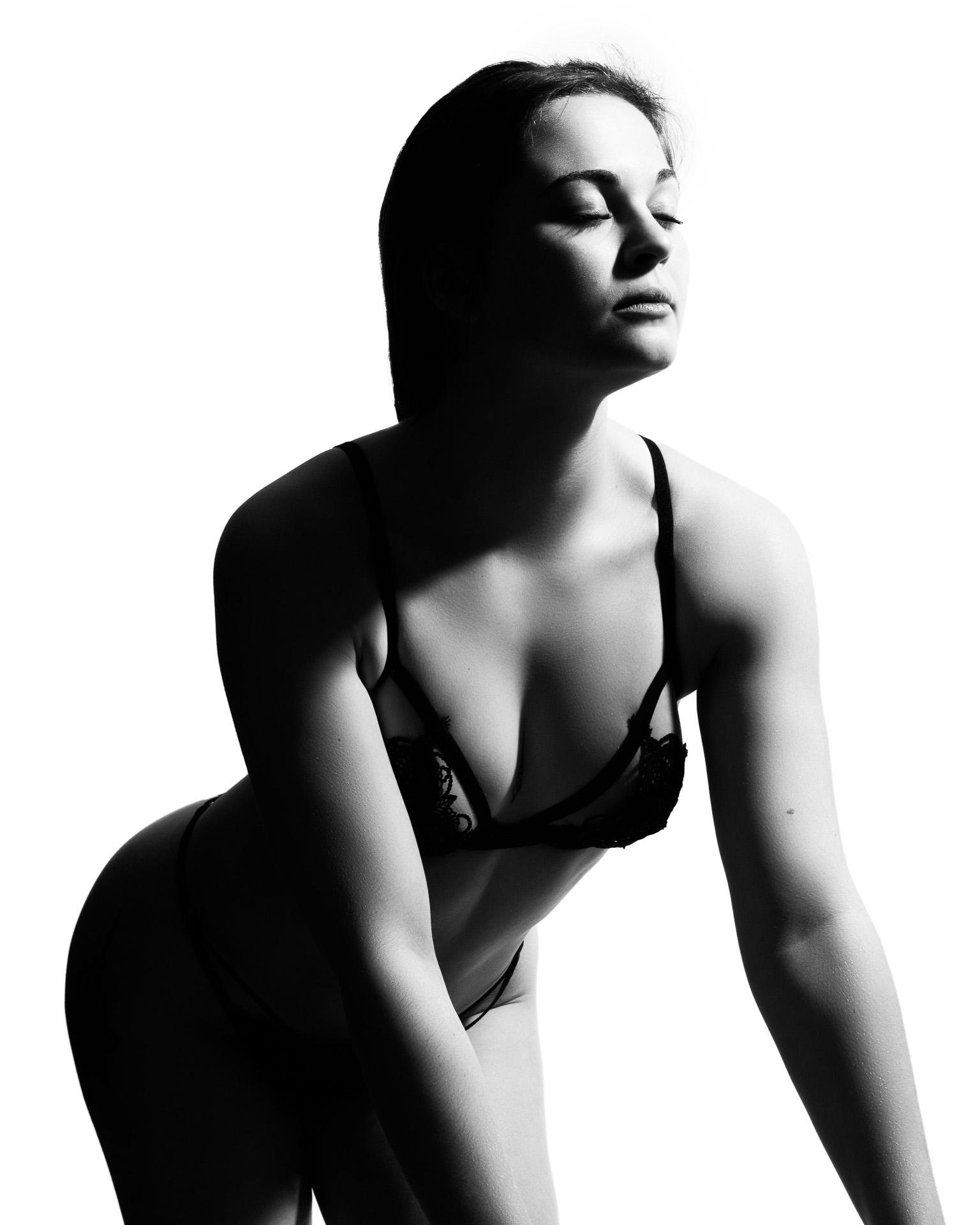 photo lingerie studio Seine et Marne