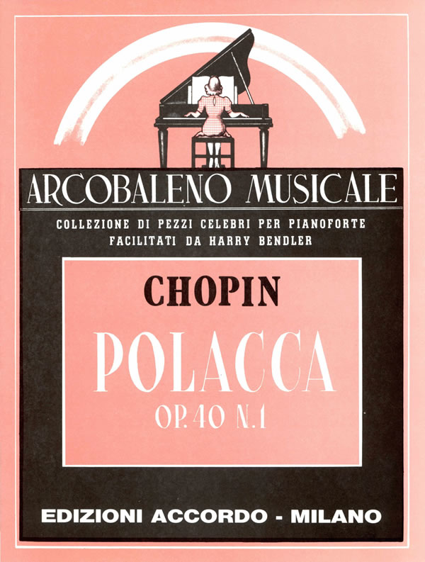 Polacca op. 40 n. 1