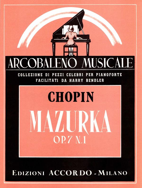Mazurka op. 7 n. 1