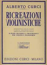 Ricreazioni violinistiche