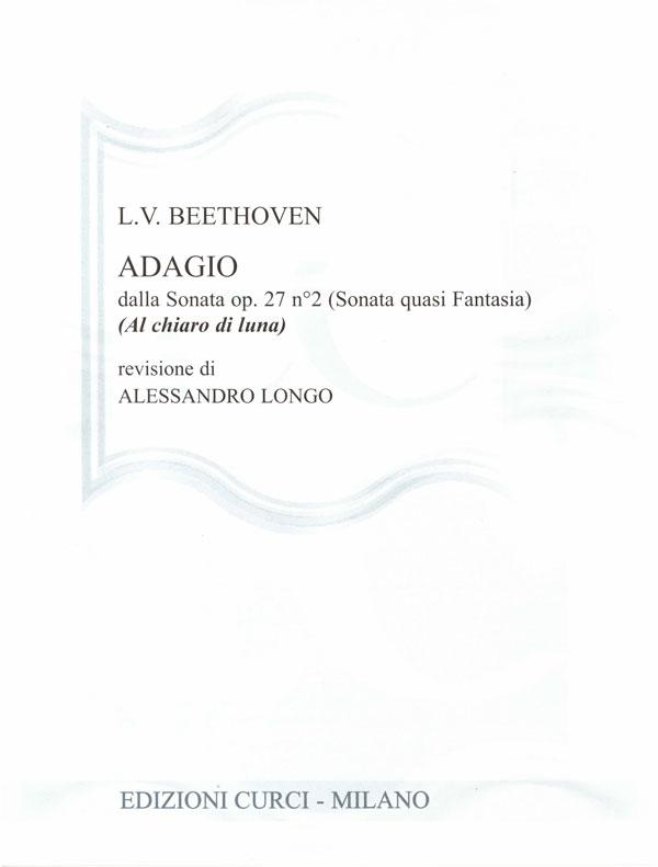 Adagio dalla Sonata op. 27, n. 2