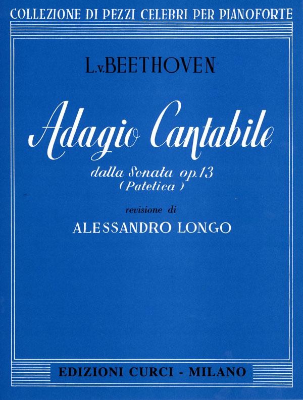 Adagio cantabile dalla Sonata op. 13