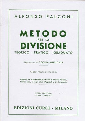 Metodo per la divisione, teorico-pratico-graduato