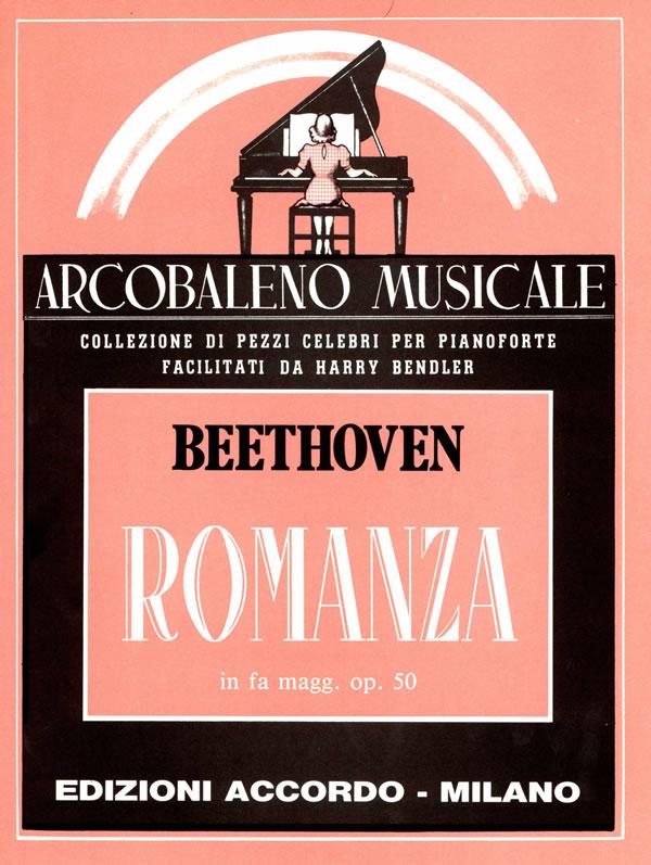 Romanza in Fa magg. op. 50