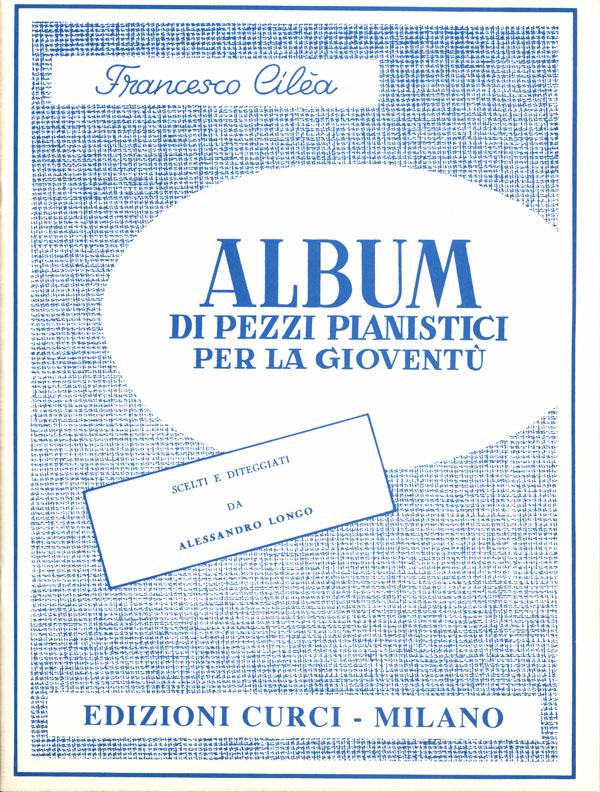 Album di pezzi pianistici per la gioventù