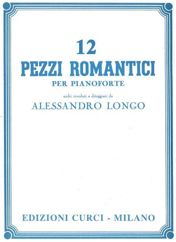 12 Pezzi romantici
