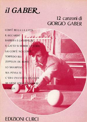 Il Gaber