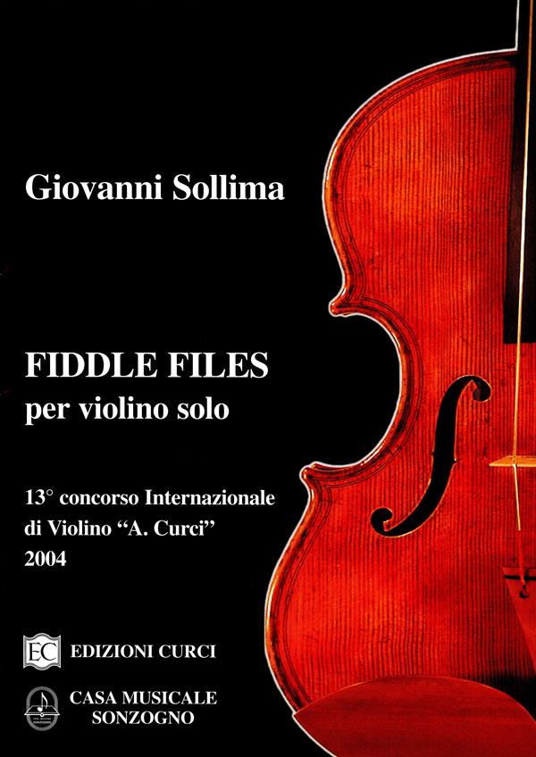 FIDDLE FILES per violino solo