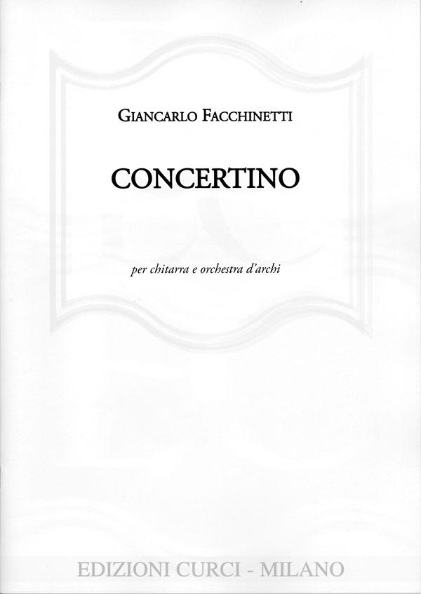 Concertino per chitarra e orchestra d'archi