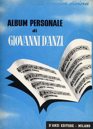 Album personale di Giovanni D'Anzi