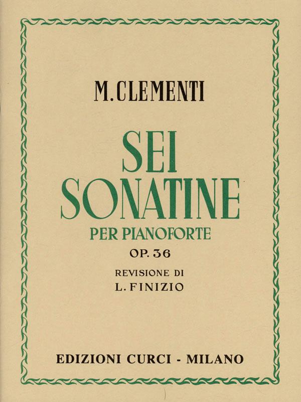 6 Sonatine op. 36