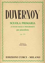 Scuola primaria del pianoforte op. 176