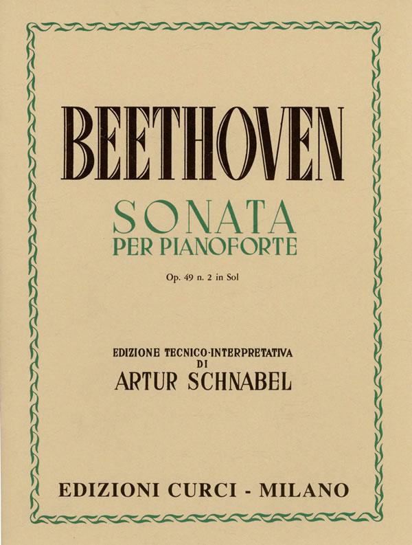 Sonata op. 49, n. 2 in Sol