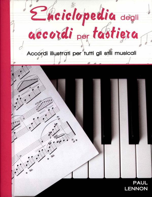 Enciclopedia degli accordi per tastiera - Quarta edizione