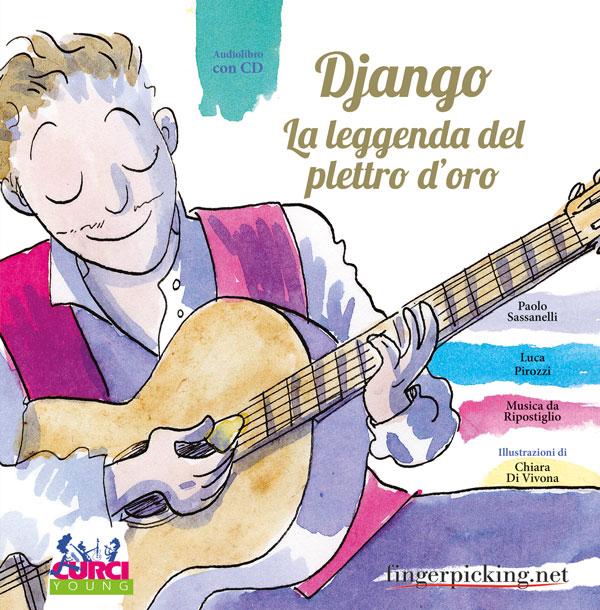 Django - La leggenda del plettro d'oro