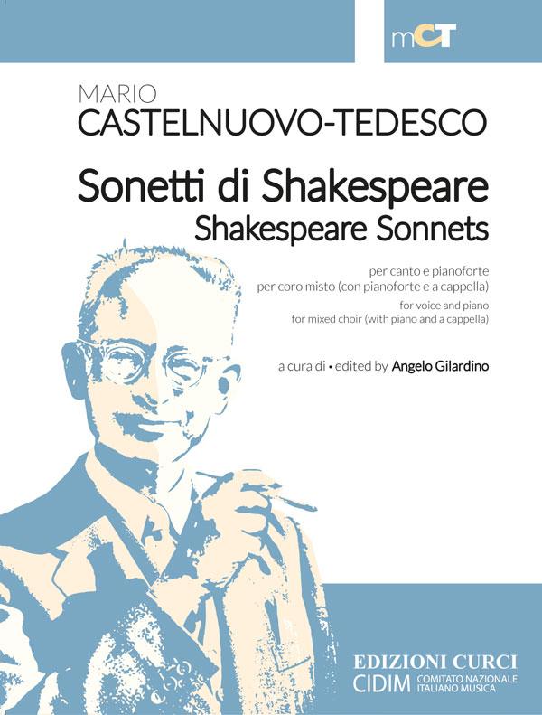 Sonetti di Shakespeare / Shakespeare Sonnets op. 125