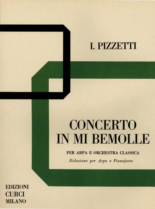 Concerto in Mi bemolle per arpa e orchestra classica