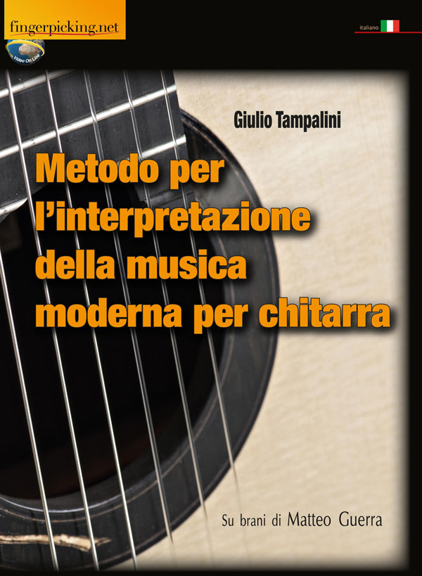 Metodo per l'interpretazione della musica moderna per chitarra