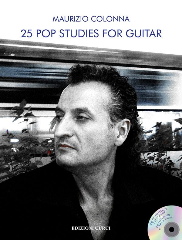 25 Pop Studies for Guitar