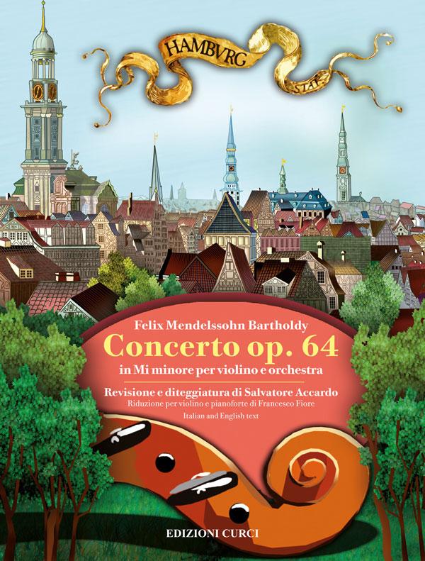 Concerto op. 64 in Mi minore per violino e orchestra