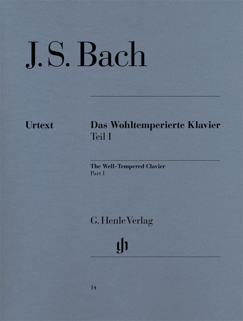 The Well-Tempered Clavier Part I