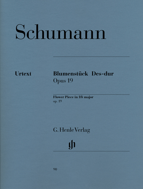 Flower Piece D-flat major op. 19