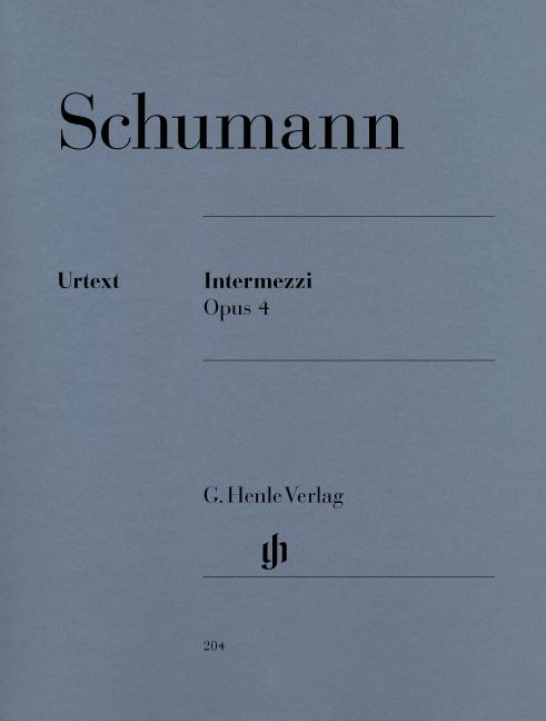 Intermezzi op. 4