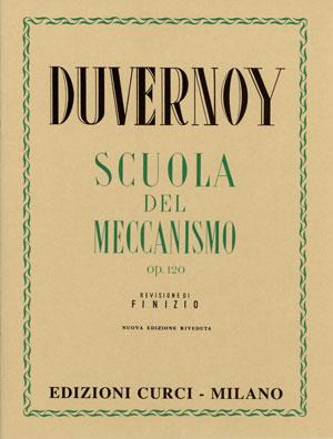 Scuola del meccanismo op. 120