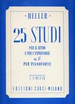 25 Studi per il ritmo e l'espressione op. 47