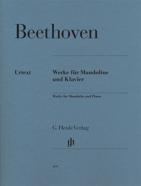 Works for Mandolin and Piano