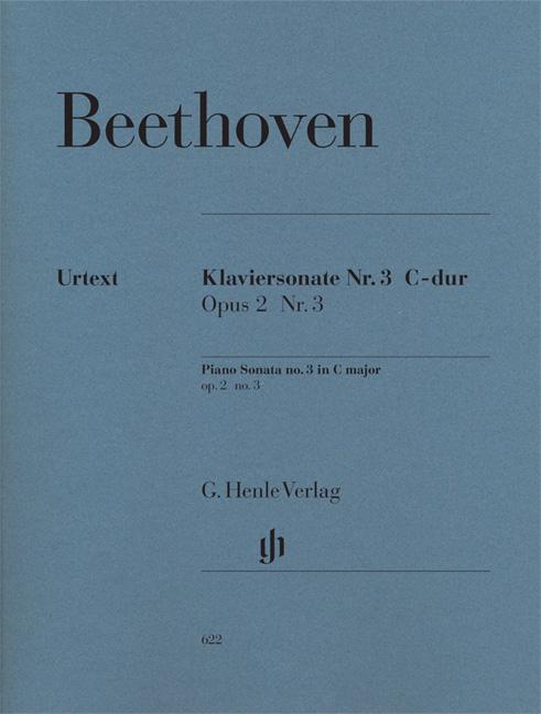 Piano Sonata no. 3 in C major op. 2 no. 3