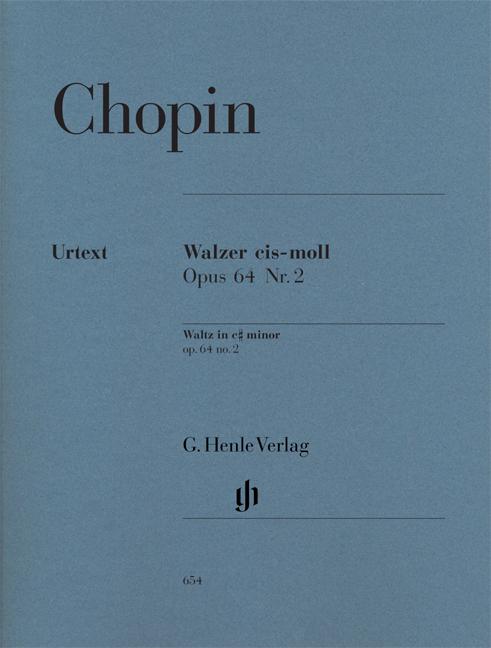 Waltz c sharp minor op. 64 no.2