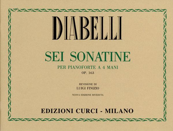 6 Sonatine op. 163