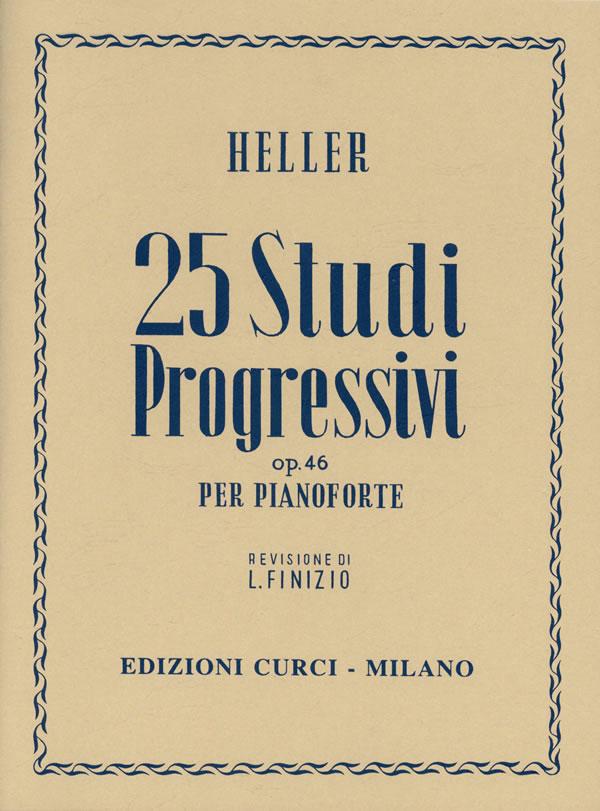 25 Studi progressivi op. 46