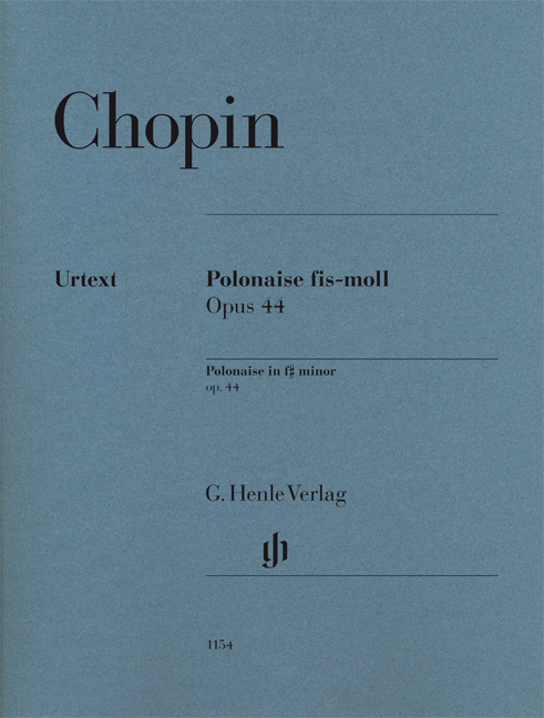 Polonaise in f sharp minor op. 44