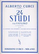 24 Studi elementari in prima posizione op. 23