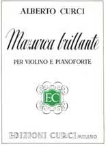Mazurca brillante op. 26