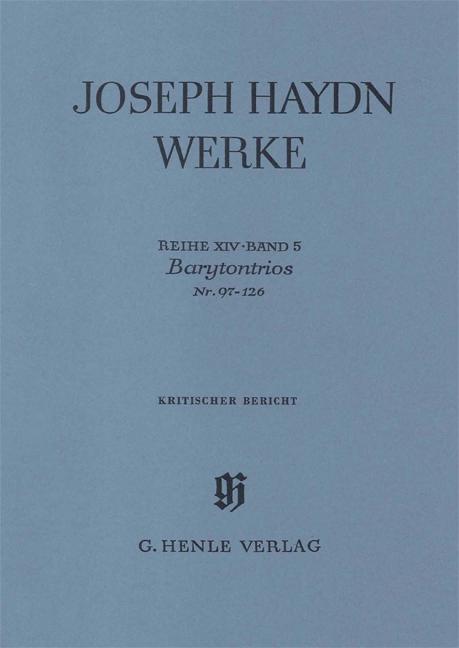 Barytone Trios No. 97 - 126