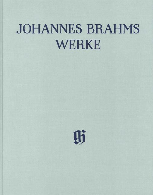 Piano Arrangements op. 51 and 67