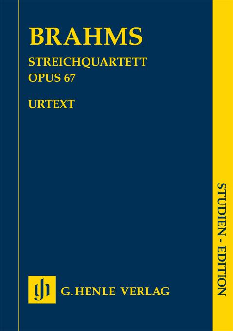 String Quartet Bb major op. 67
