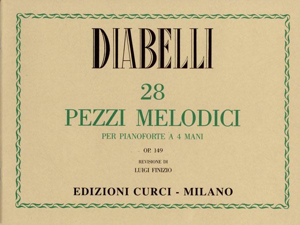 28 Pezzi melodici op. 149