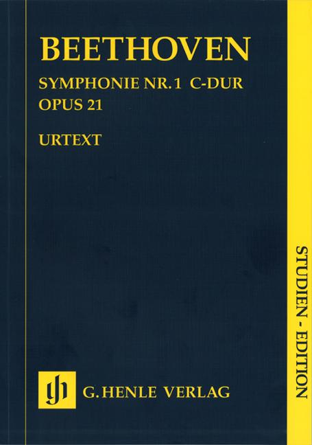 Symphony No. 1 C major op. 21