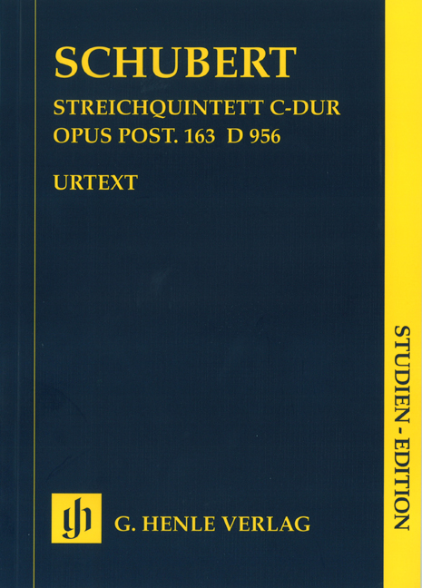String Quintet C major op. post. 163 D 956