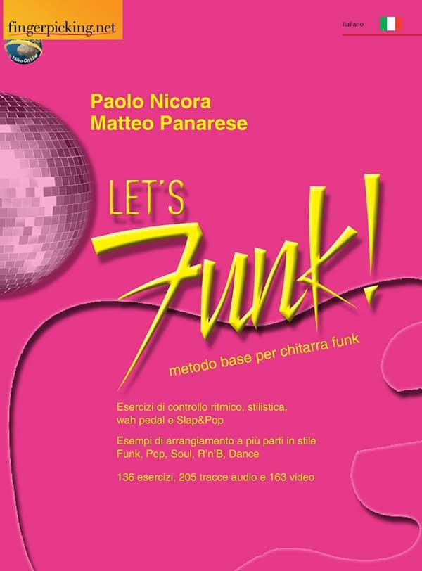 Let's Funk: metodo base per chitarra Funk