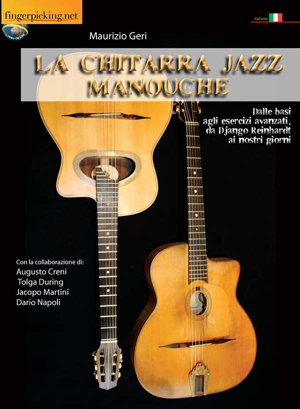 La chitarra jazz manouche