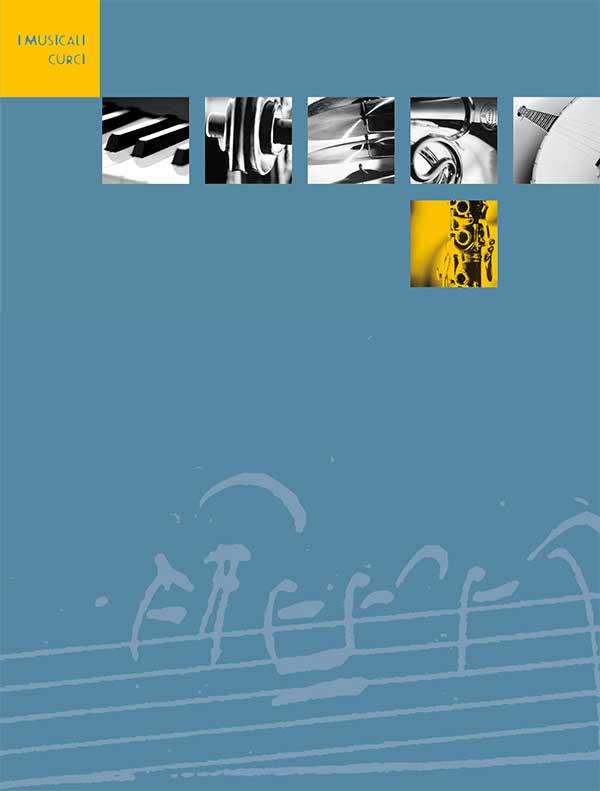 I musicali Curci - Blu