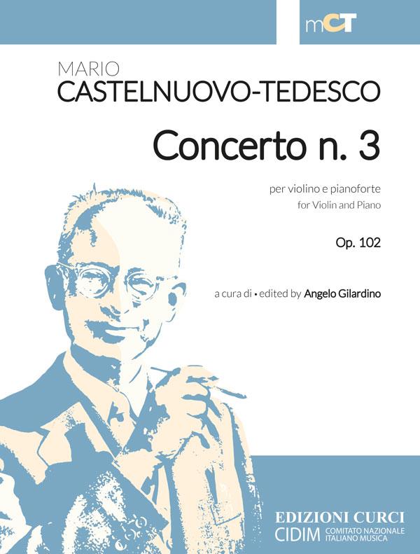 Concerto n. 3 per violino e pianoforte op. 102