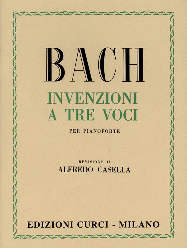Invenzioni a tre voci