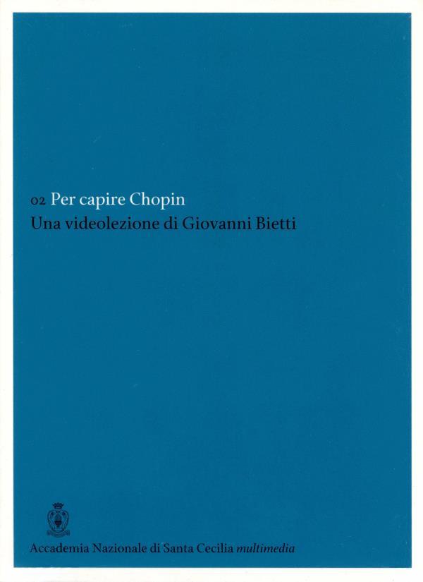 DVD Per capire Chopin